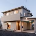 【New!】ガレージ付き!西海岸スタイルの家