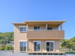【New】開放的な空間のZEH住宅