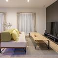 開放的な空間のZEH住宅