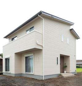 【New】家族の温もりを感じるZEH住宅