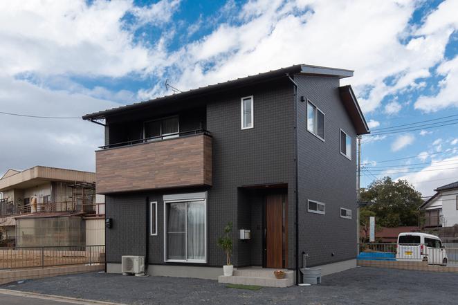 【New】機能性も充実したラク動線の家