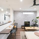 キッチンから家具までトータルコーディネート