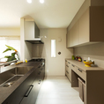 【New!】ランドリースペースで家事楽、快適な暮らしを実現!