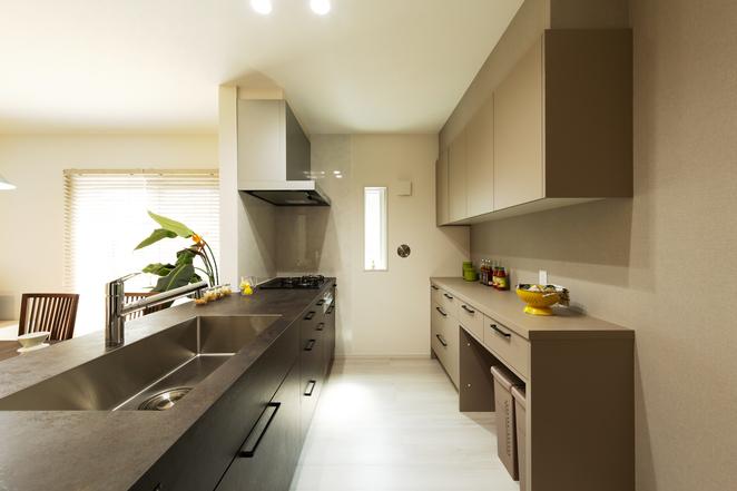 ランドリースペースで家事楽、快適な暮らしを実現!