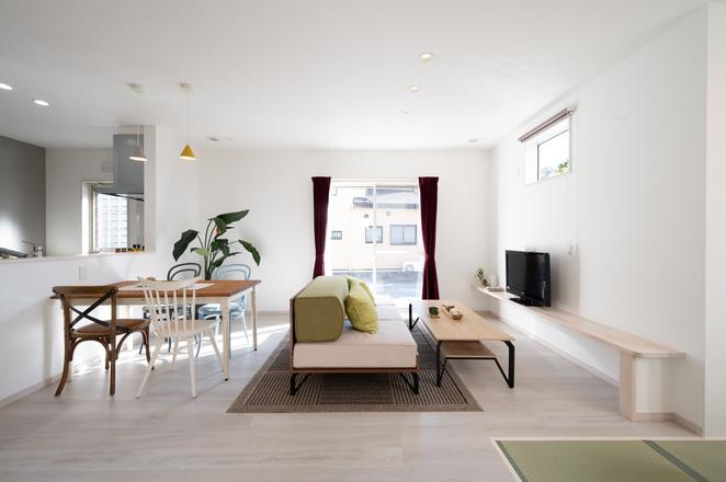 光熱費を大切に考えた快適住宅