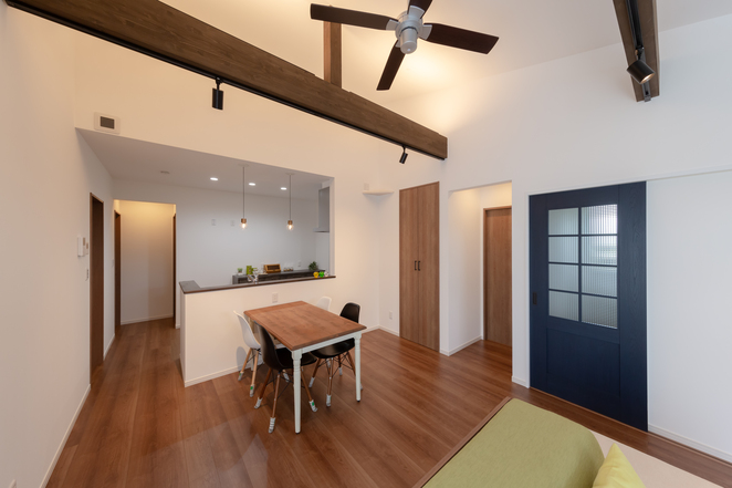 【New!】ゆったり平屋のZEH住宅